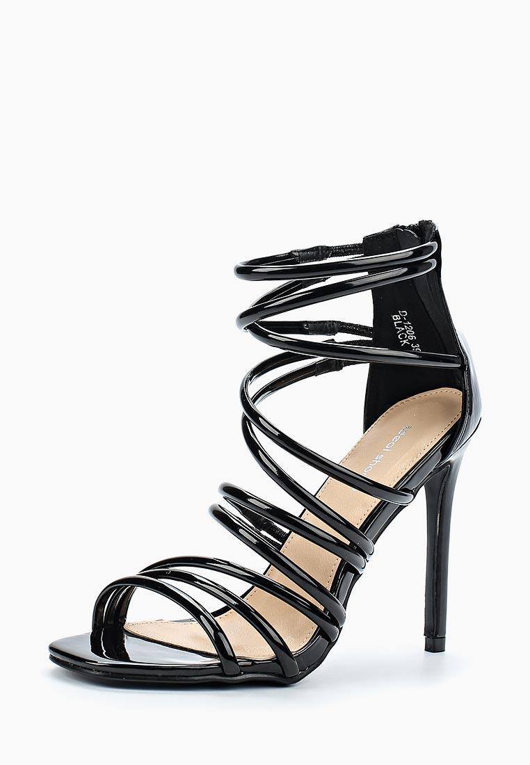 Женские босоножки Ideal Shoes D-1206