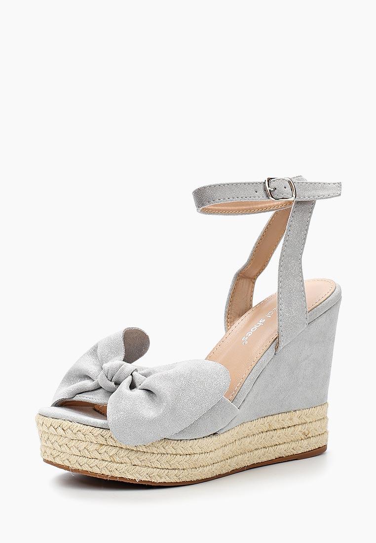 Женские эспадрильи Ideal Shoes F-3652