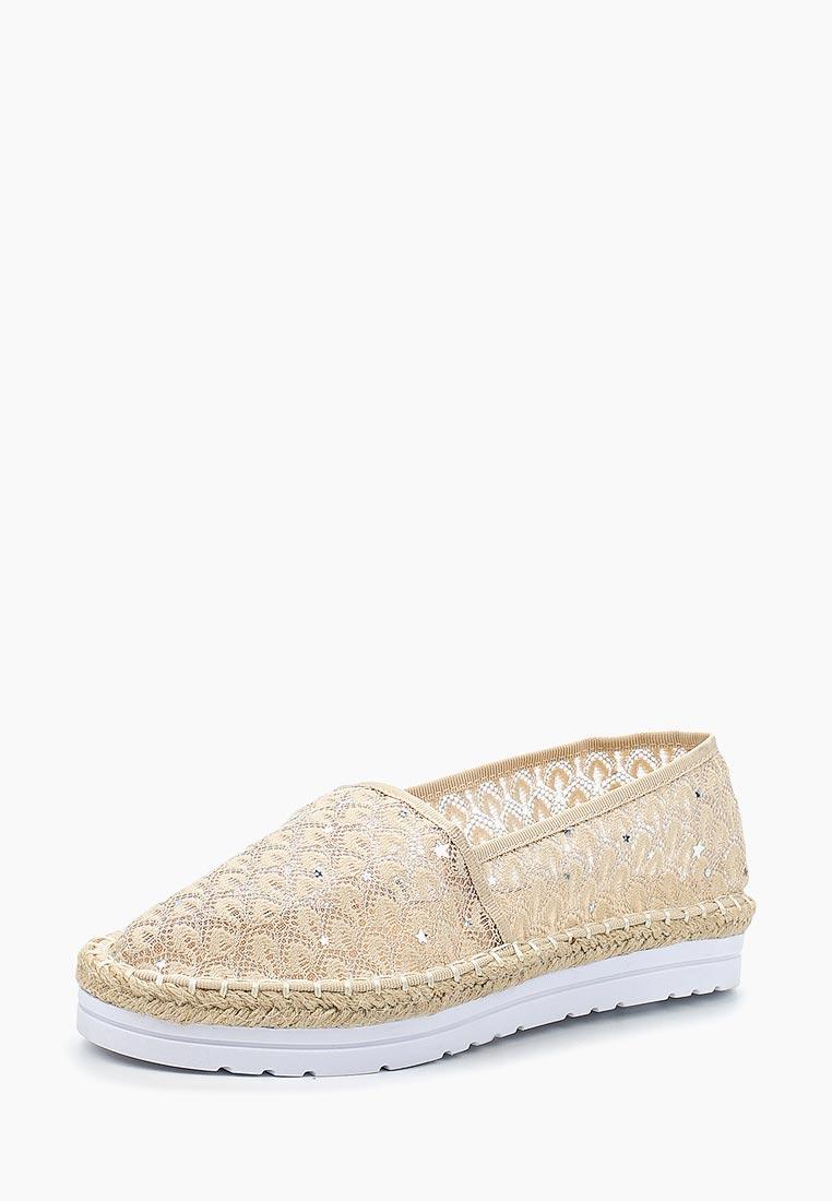 Женские эспадрильи Ideal Shoes LK-2783