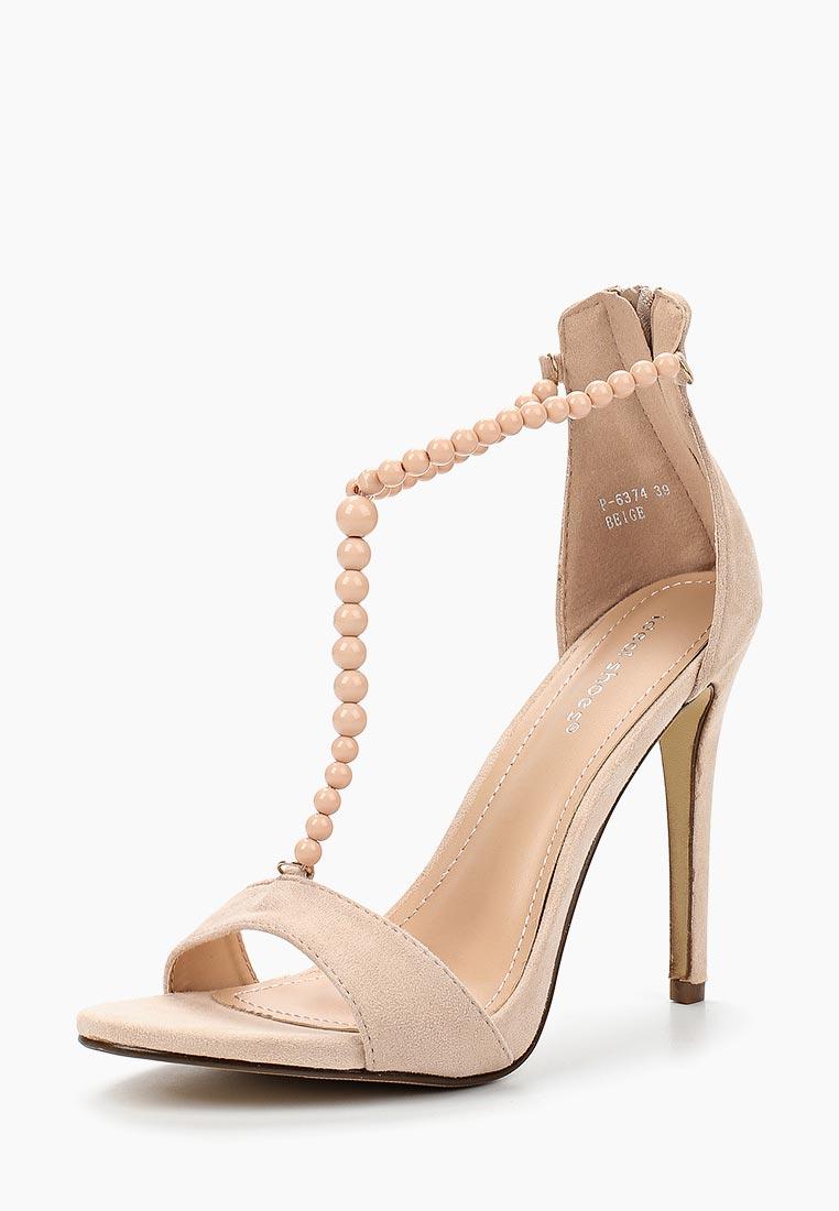 Женские босоножки Ideal Shoes P-6374