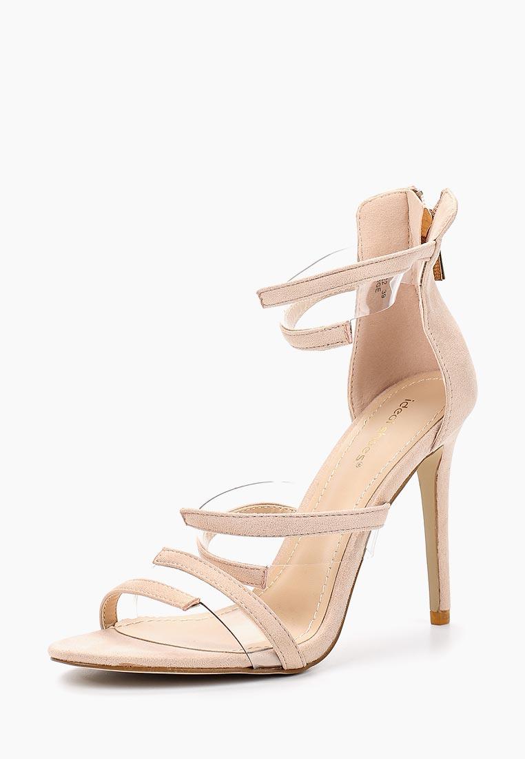 Женские босоножки Ideal Shoes S-7322
