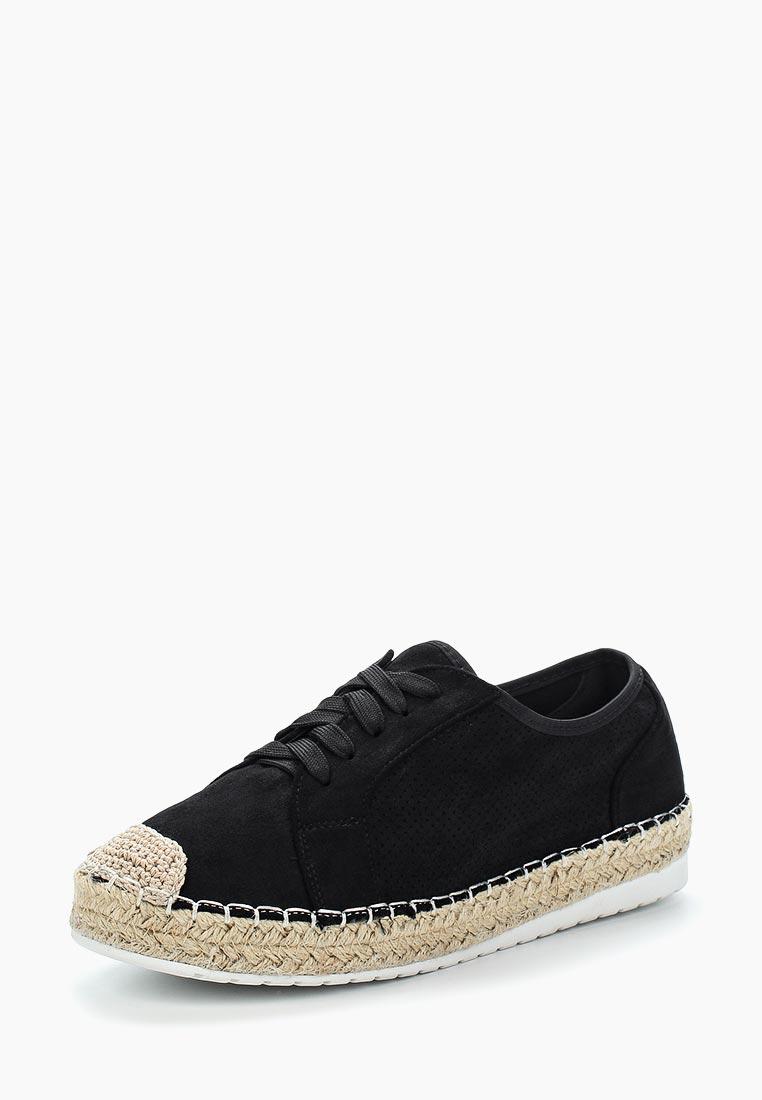 Женские эспадрильи Ideal Shoes U-6270