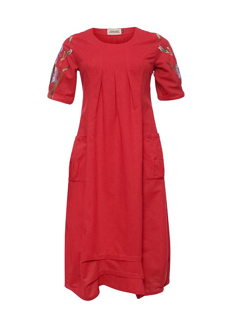 Повседневное платье Indiano Natural 1407-3