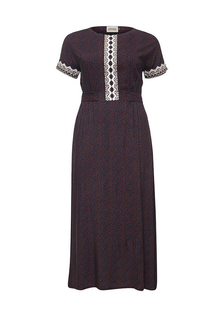 Повседневное платье Indiano Natural 1417-1