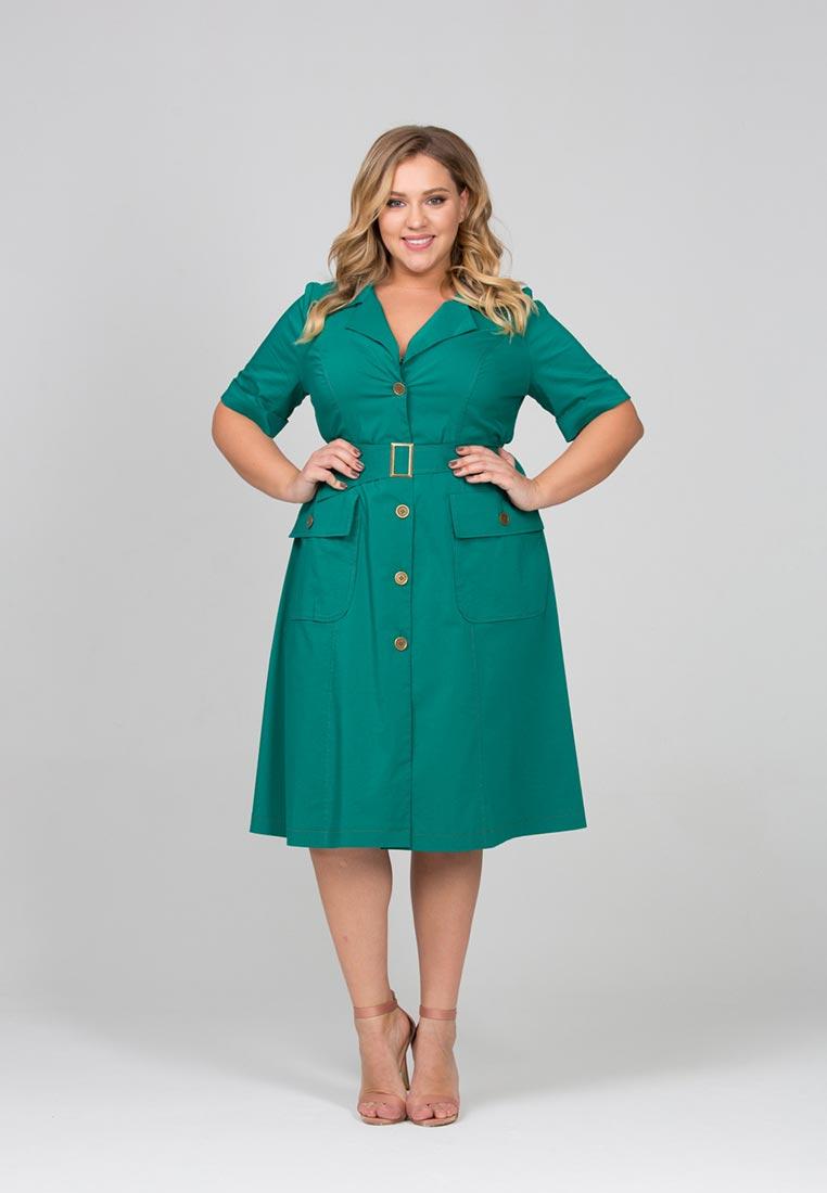 Деловое платье Интикома 417128