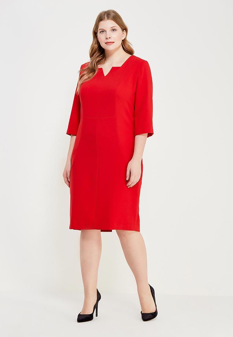 Повседневное платье Интикома 416073
