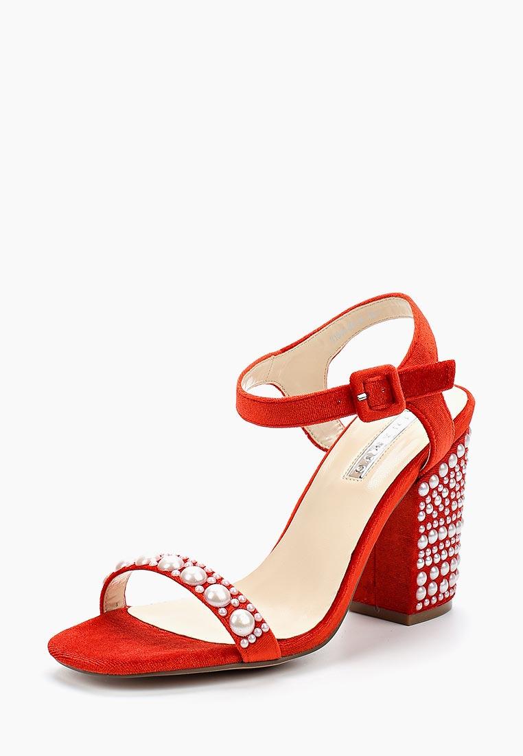 3e0810499 Красные босоножки - купить женские босоножки красного цвета в ...