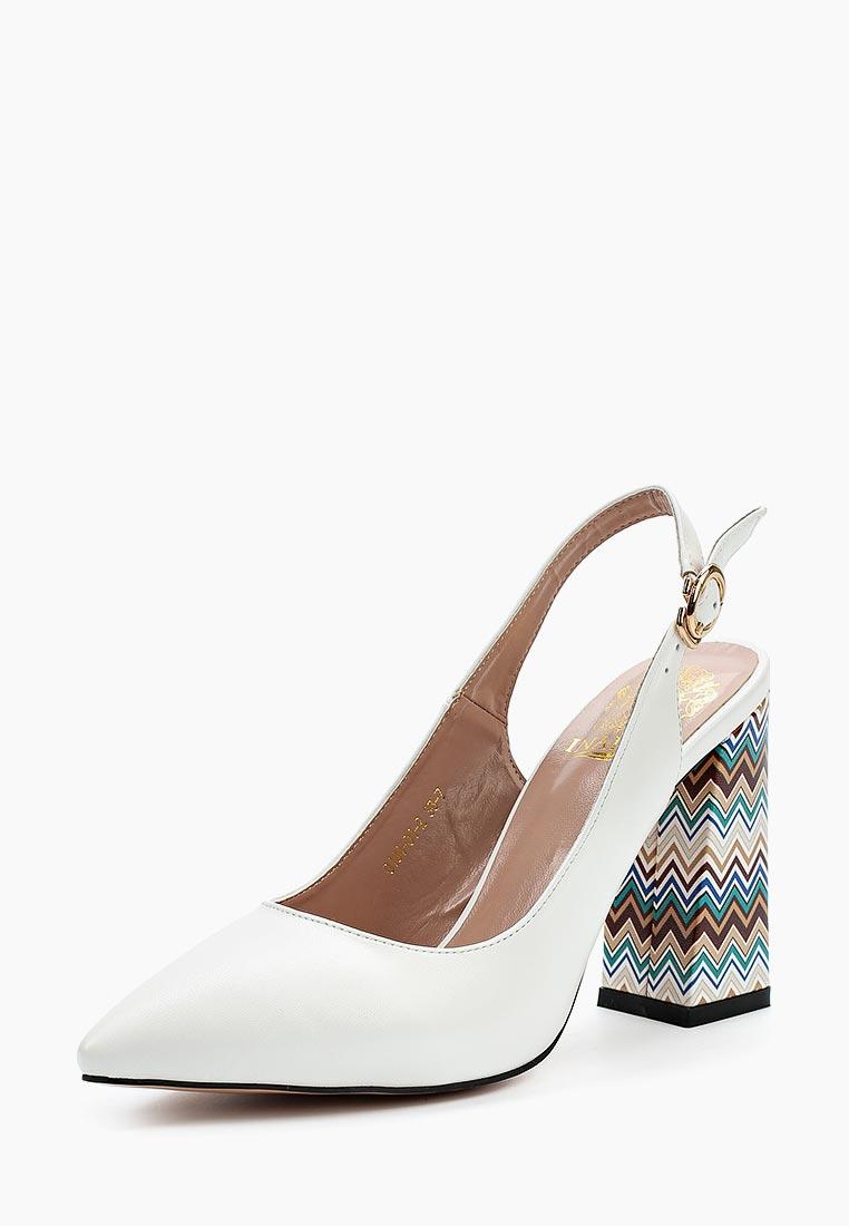 Женские туфли Inario (Инарио) 0184-01-2