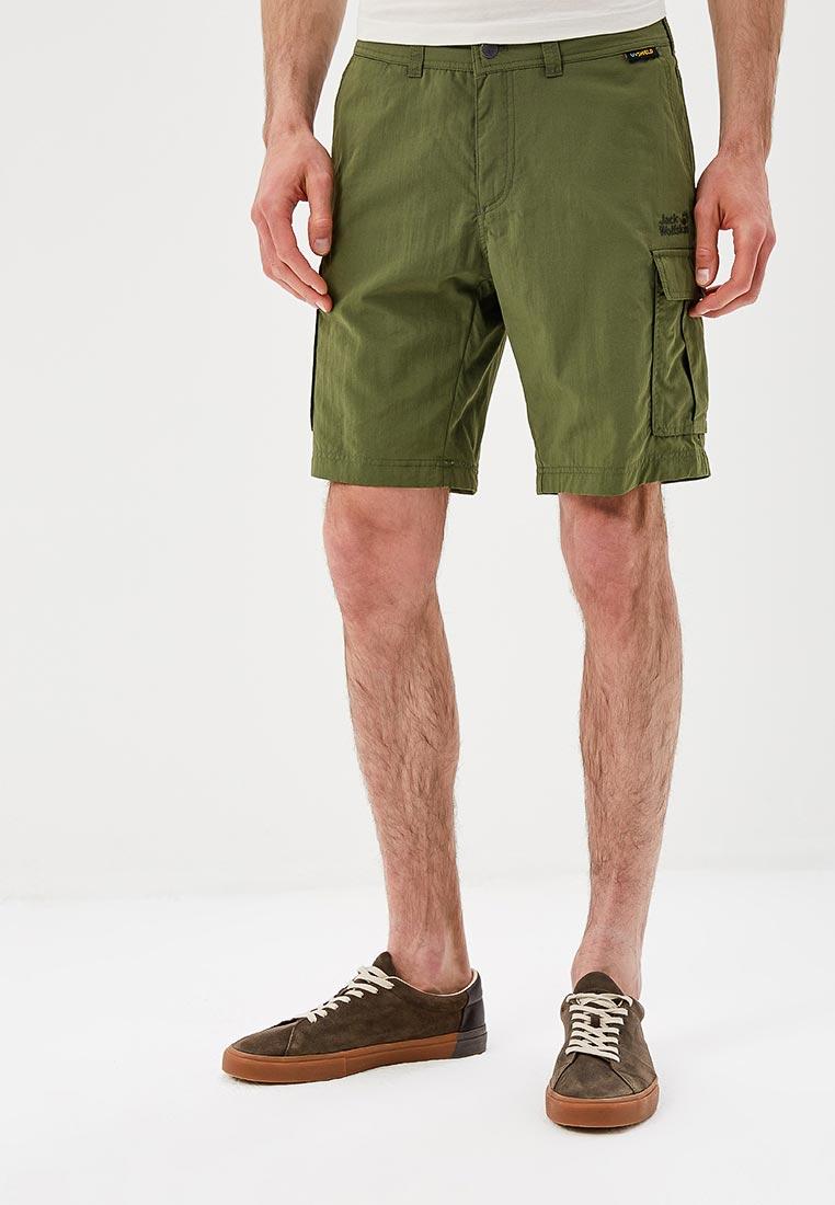Мужские шорты Jack Wolfskin 1504201-5052