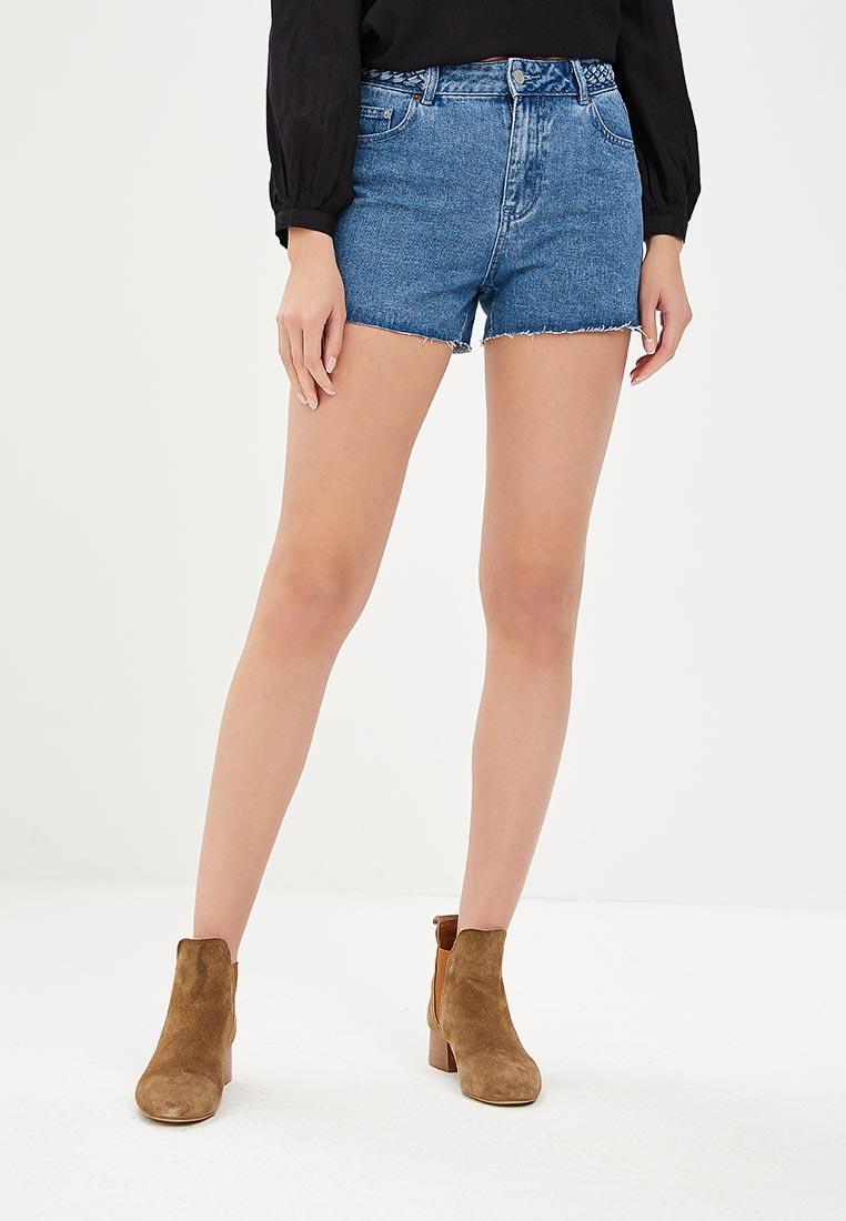 Женские джинсовые шорты Jennyfer (Дженнифер) DEE18SOHOD: изображение 4