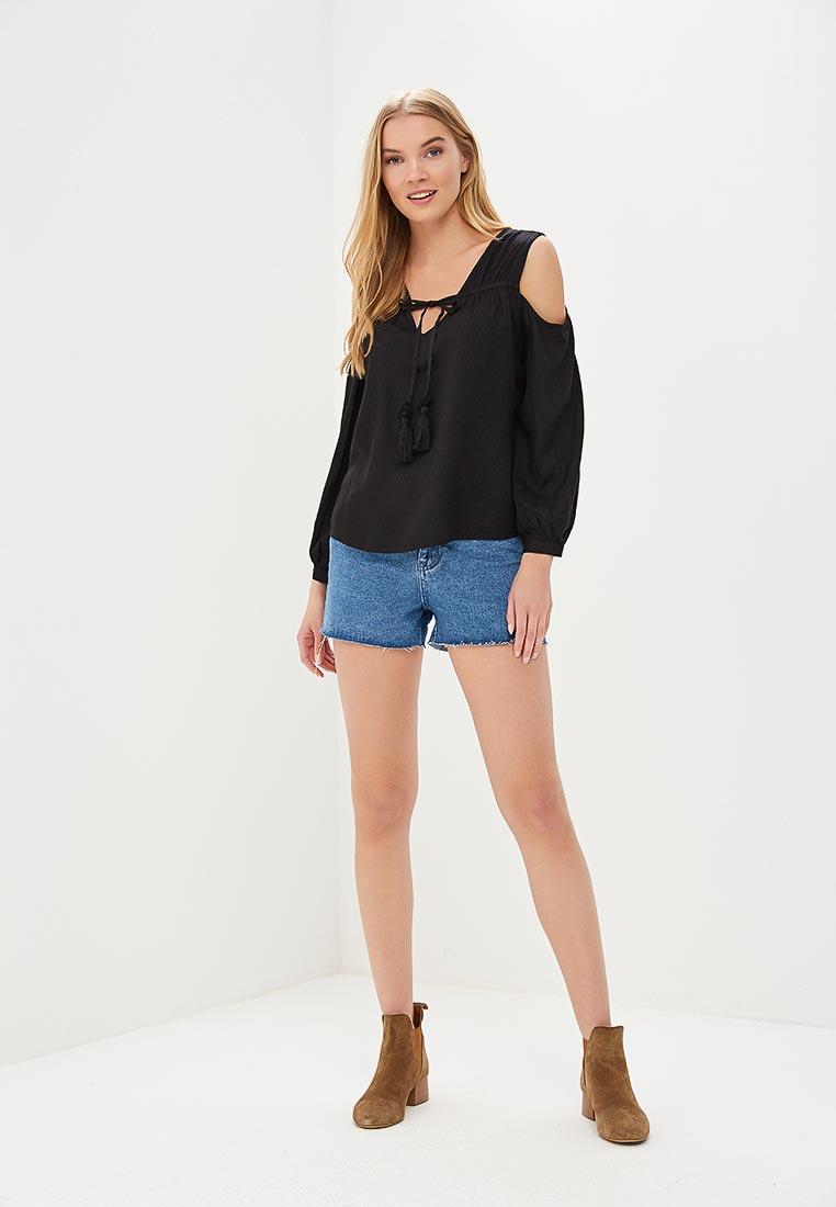 Женские джинсовые шорты Jennyfer (Дженнифер) DEE18SOHOD: изображение 5