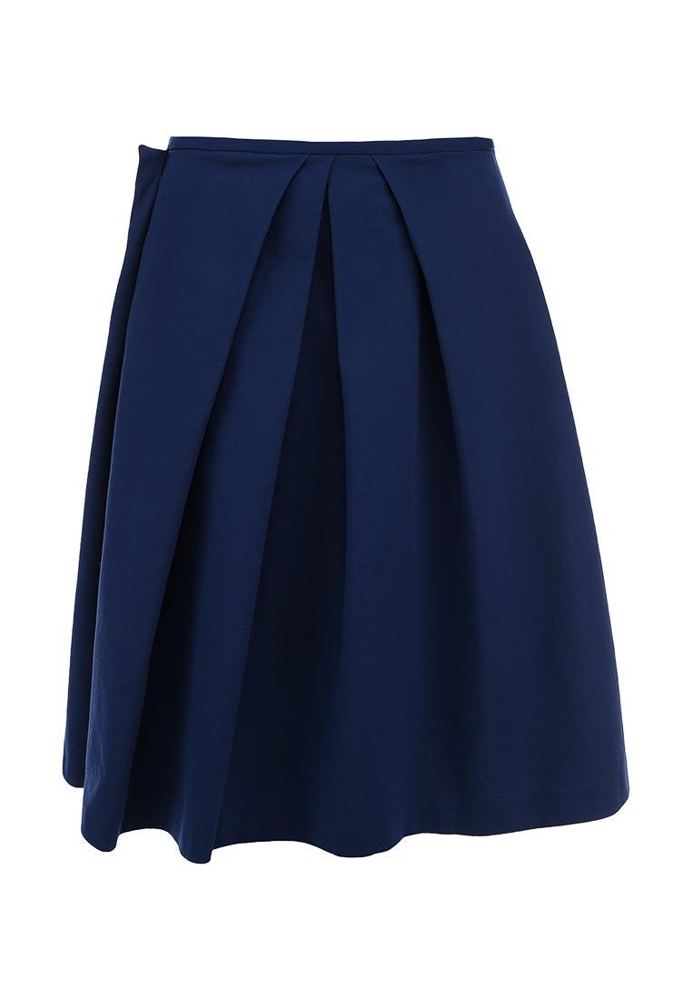 Широкая юбка Jil Sander Navy JDE109BJE028
