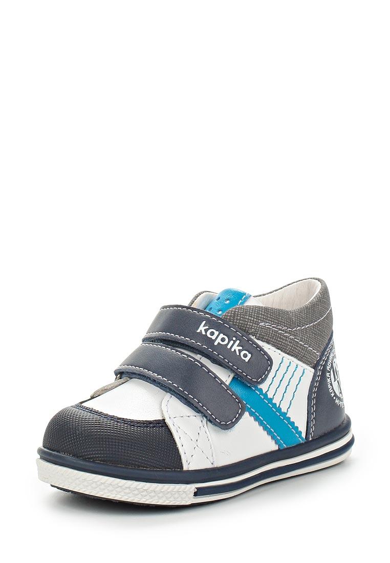 Ботинки для мальчиков Kapika 51221к-1
