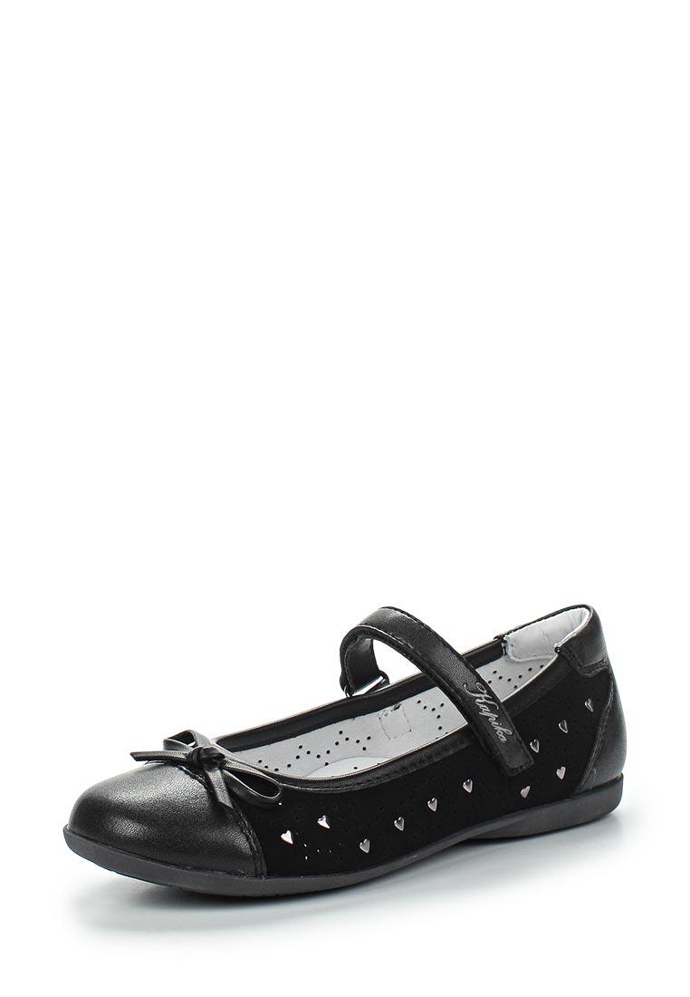 Туфли для девочек Kapika 23474к-1