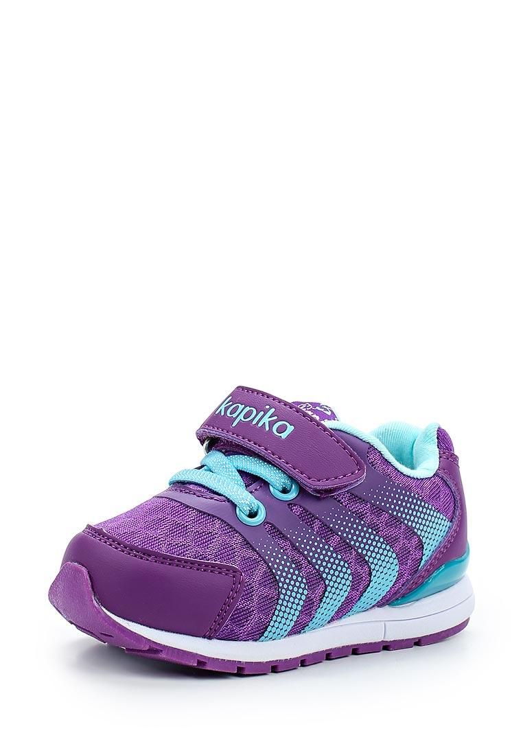 Кроссовки для девочек Kapika 71051-3