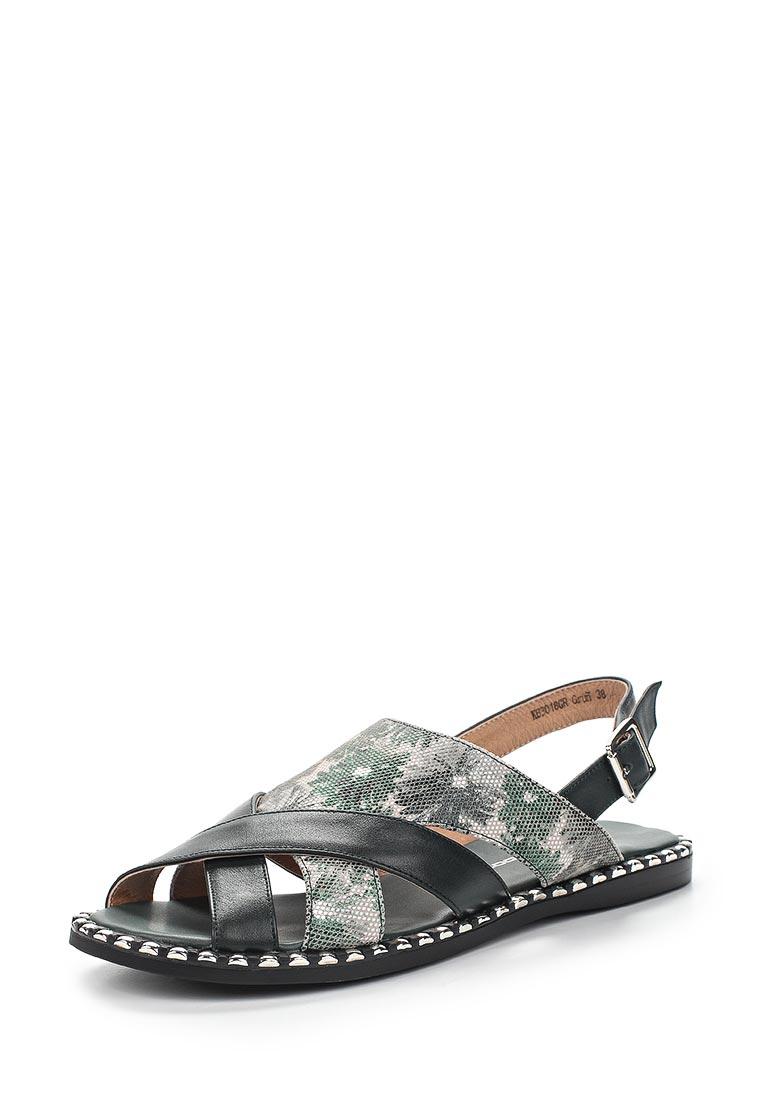 Женские сандалии King Boots KB3018GR