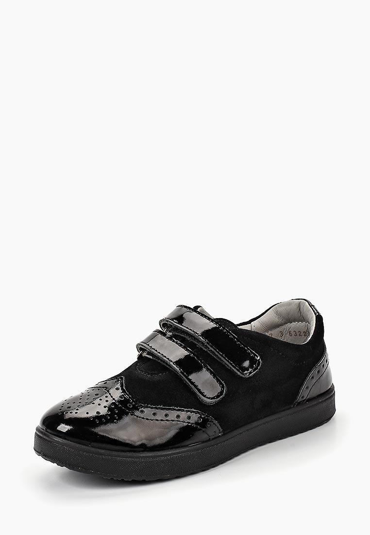 Ботинки для девочек Котофей 632257-22