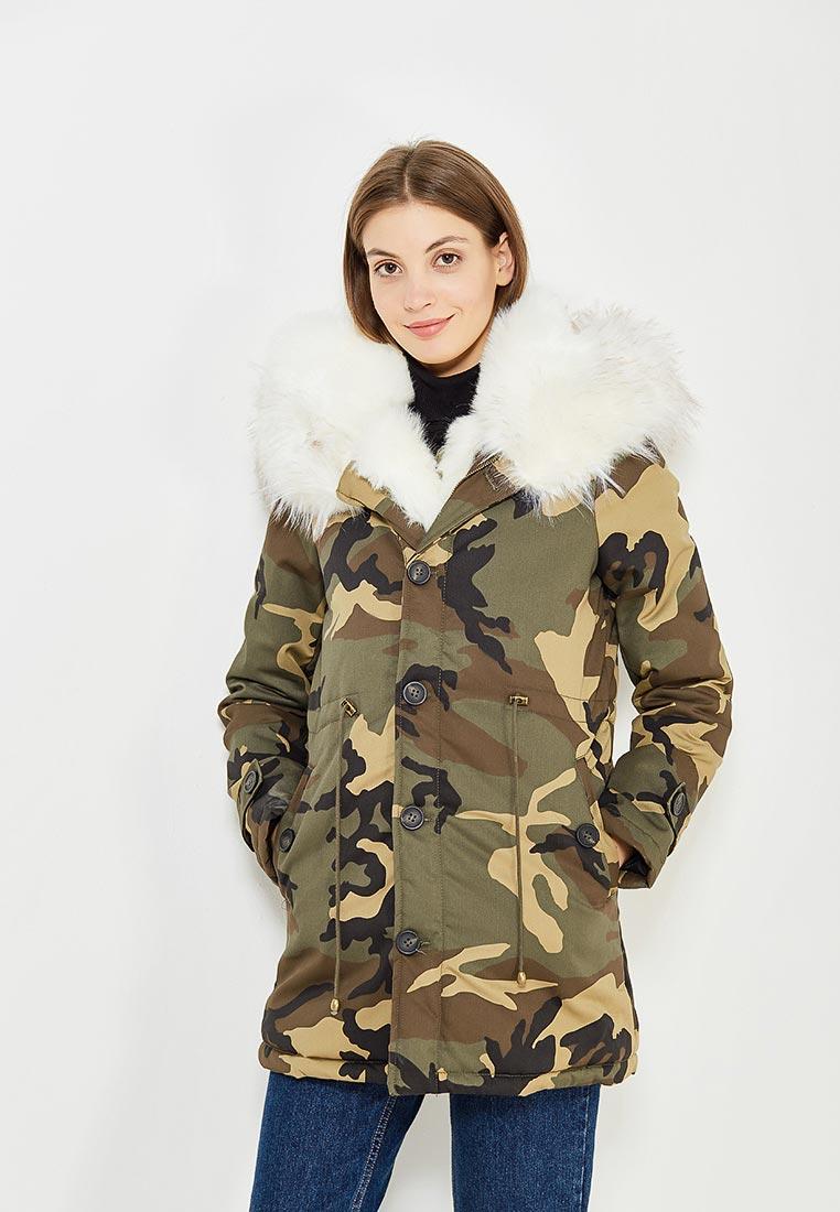 Утепленная куртка K.Zell 7939