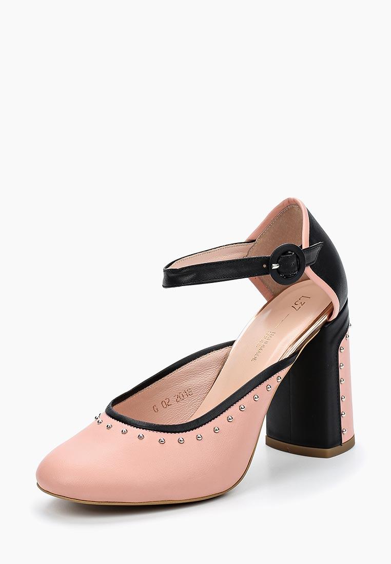 Женские туфли L37 O_BRITS_S31SK8
