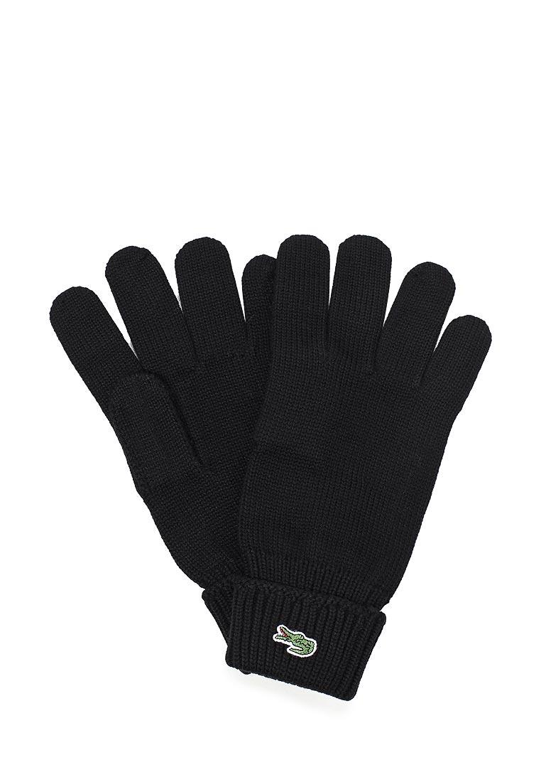Мужские перчатки Lacoste (Лакост) RV4214031