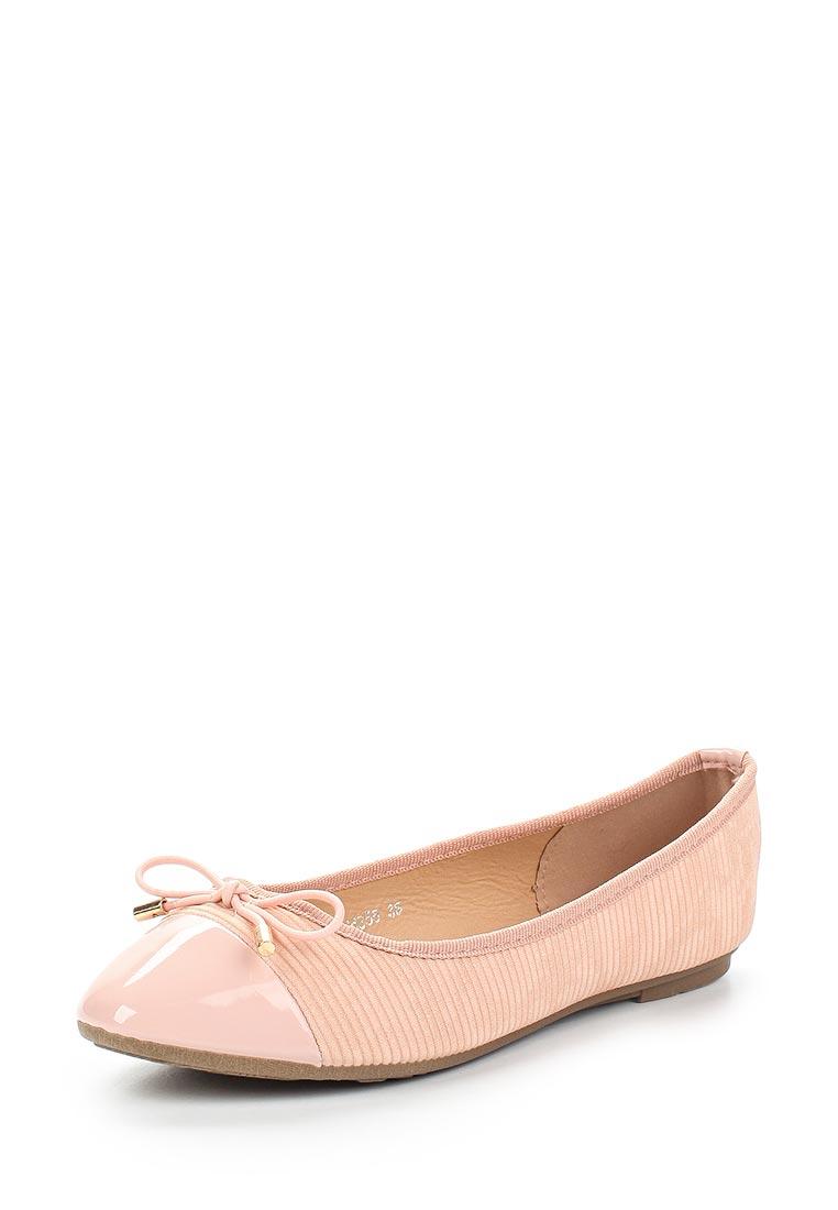 Женские балетки La Bottine Souriante F54-LBS6355