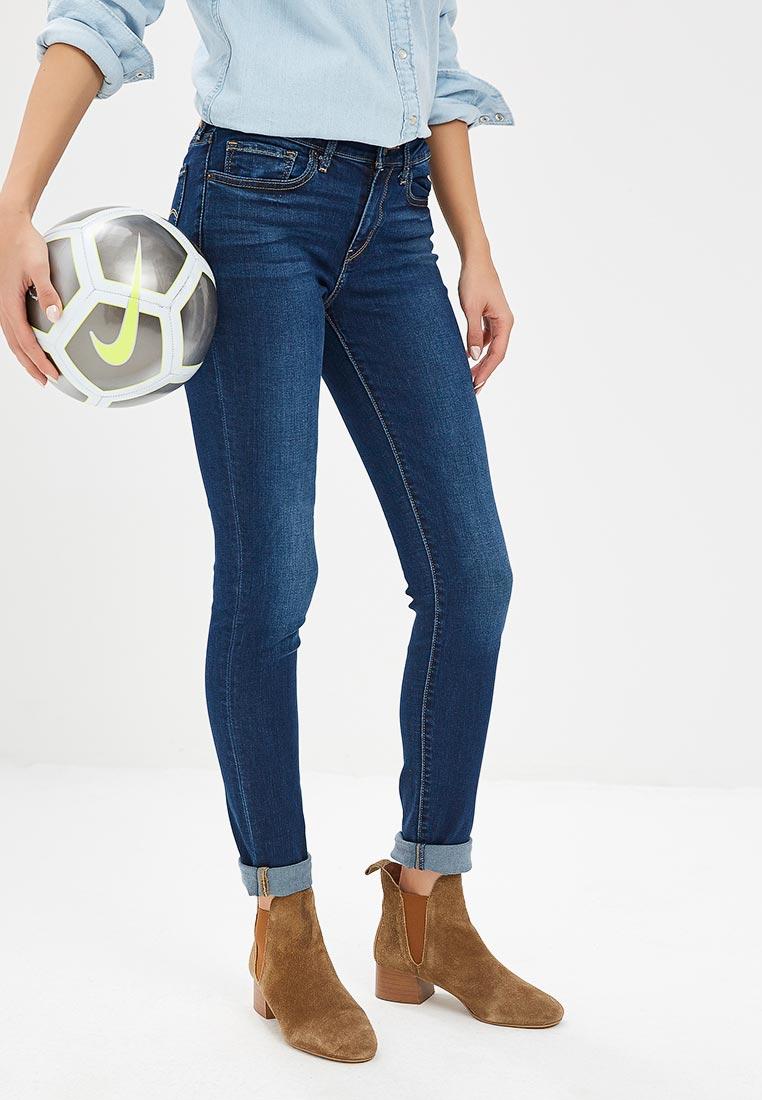 Зауженные джинсы Levi's® 1888102890
