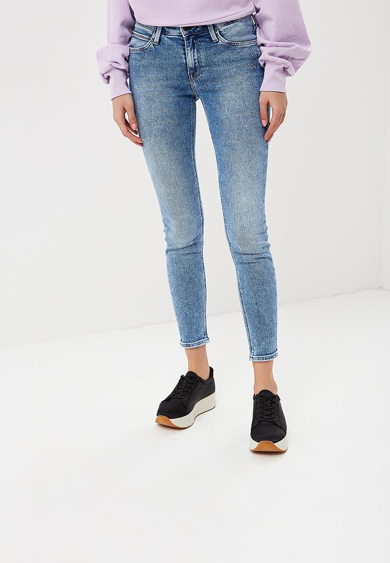 Зауженные джинсы Lee (Ли) L526ROAI