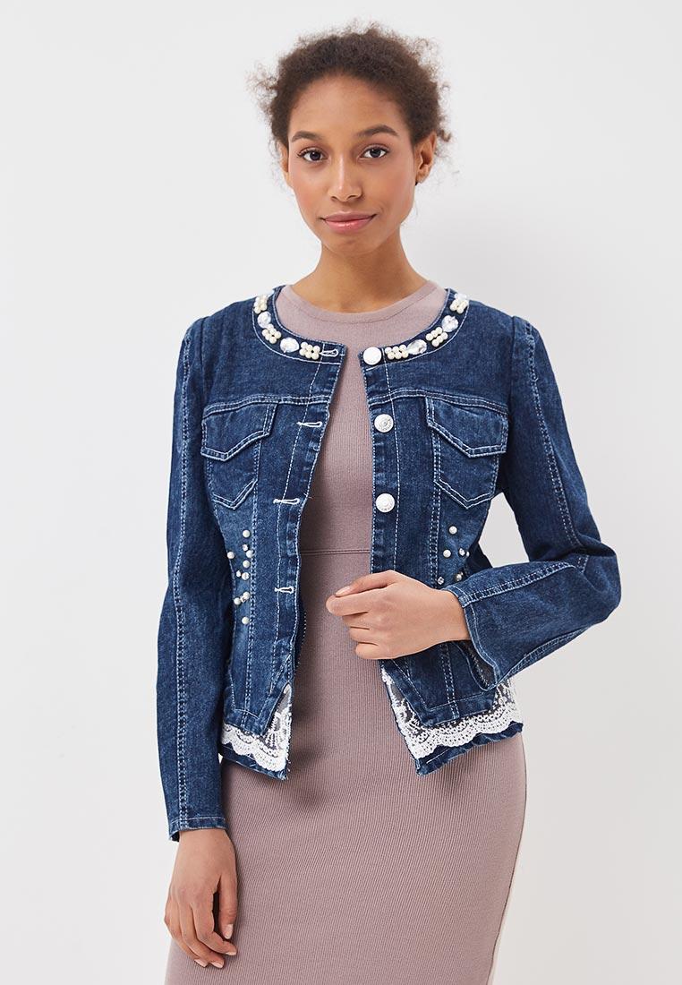Джинсовая куртка Liana 8060
