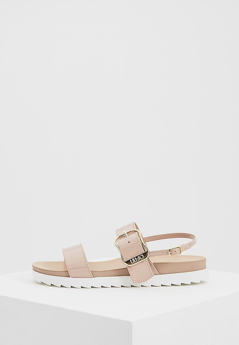 Женские сандалии Liu Jo (Лиу Джо) S18125 E0352