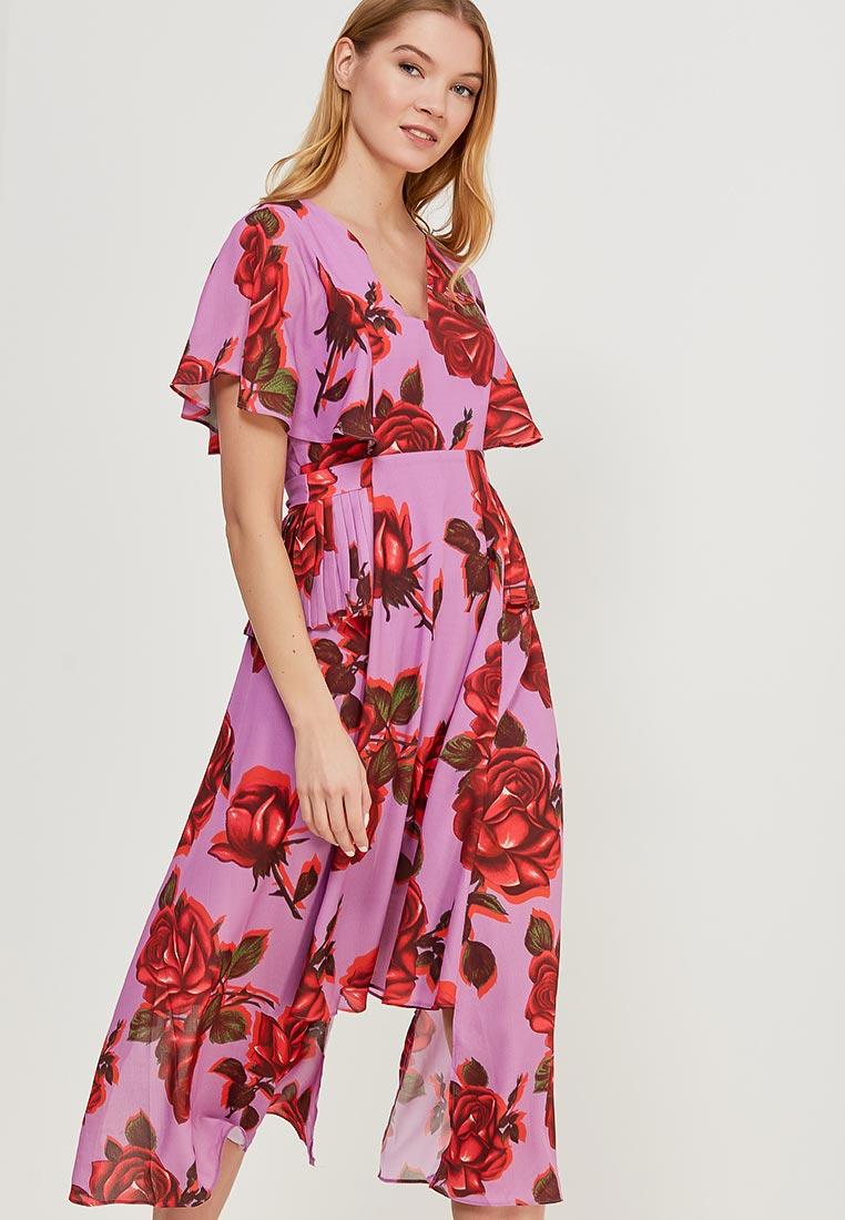 Вечернее / коктейльное платье LOST INK. (ЛОСТ ИНК.) 1001115020010057