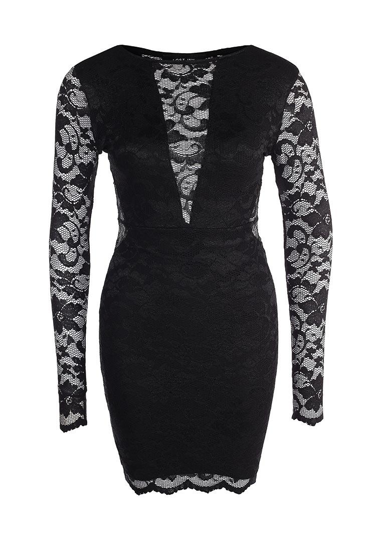 Вечернее / коктейльное платье LOST INK. (ЛОСТ ИНК.) FW15LIW1502001901