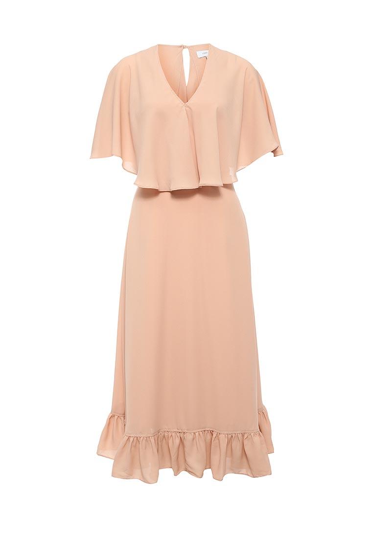 Повседневное платье LOST INK. (ЛОСТ ИНК.) FW16LIW1502037602