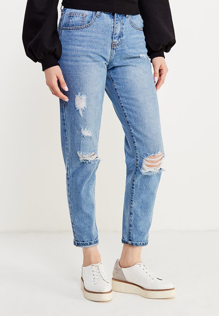 Зауженные джинсы LOST INK. (ЛОСТ ИНК.) 601114040410025