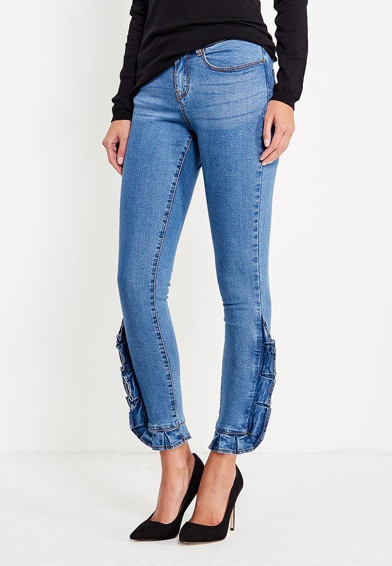 Зауженные джинсы LOST INK. (ЛОСТ ИНК.) 601114040630025