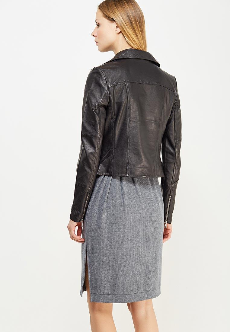 Кожаная куртка LOST INK. (ЛОСТ ИНК.) 601120060230001: изображение 6