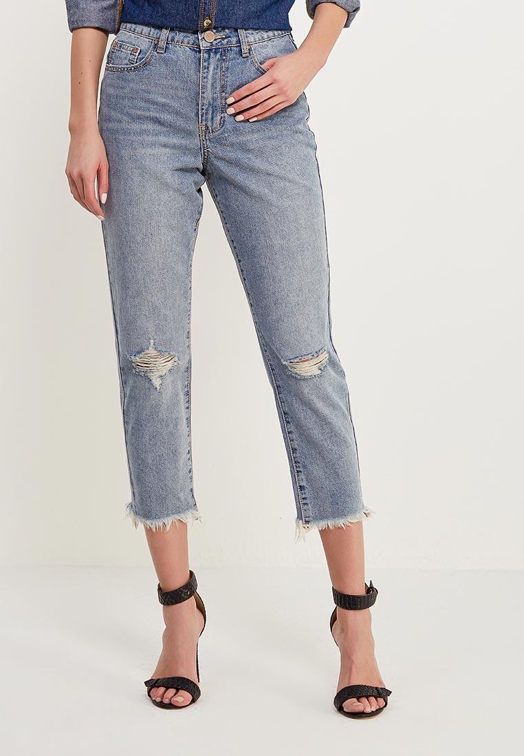Зауженные джинсы LOST INK. (ЛОСТ ИНК.) 1001114040300035