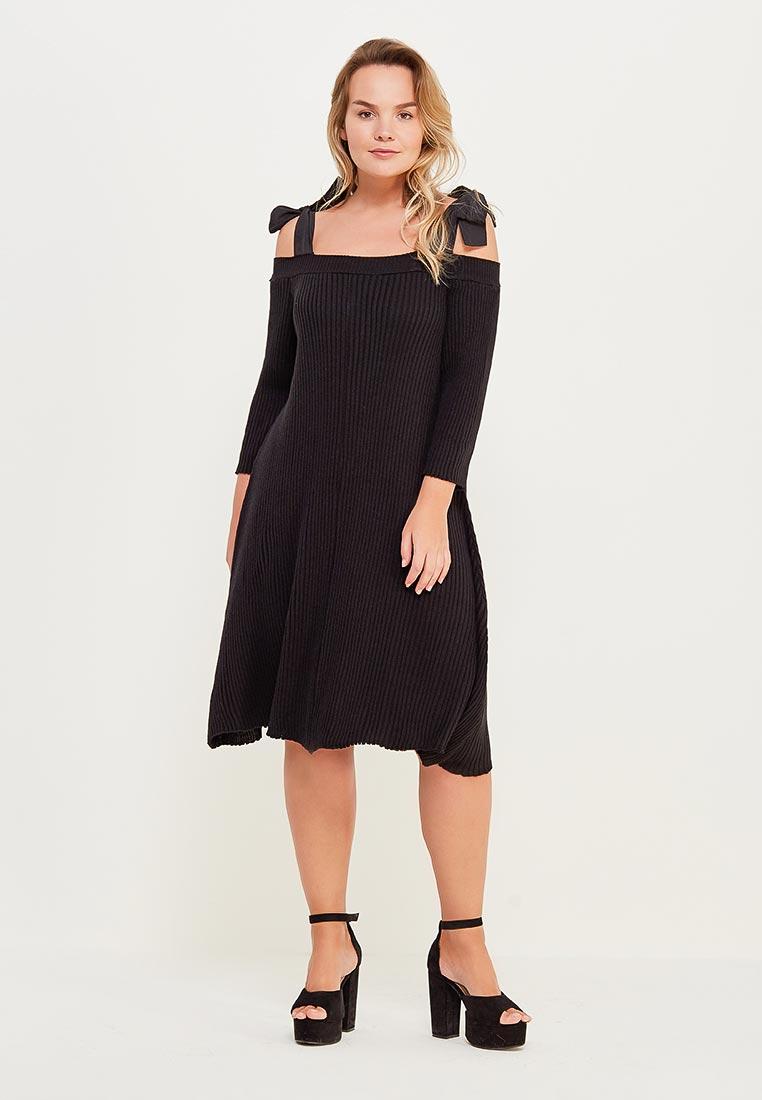 Платье-мини Lost Ink Plus 1003119020050001