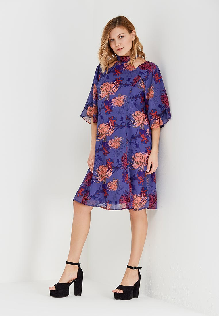 Летнее платье Lost Ink Plus 1003115020320088