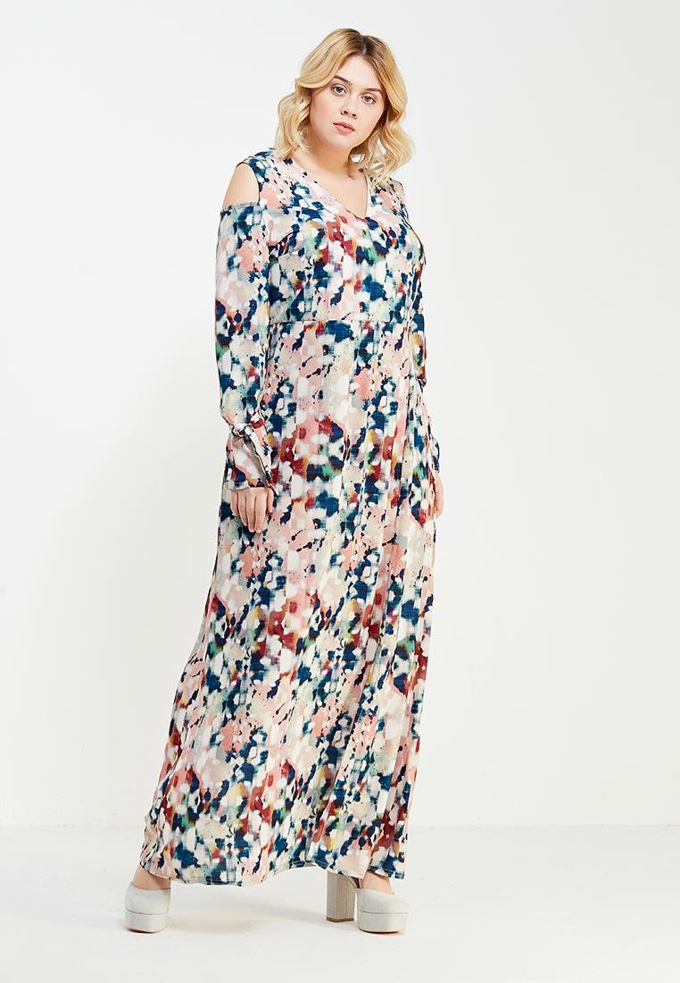 Летнее платье Lost Ink Plus 603115020150088
