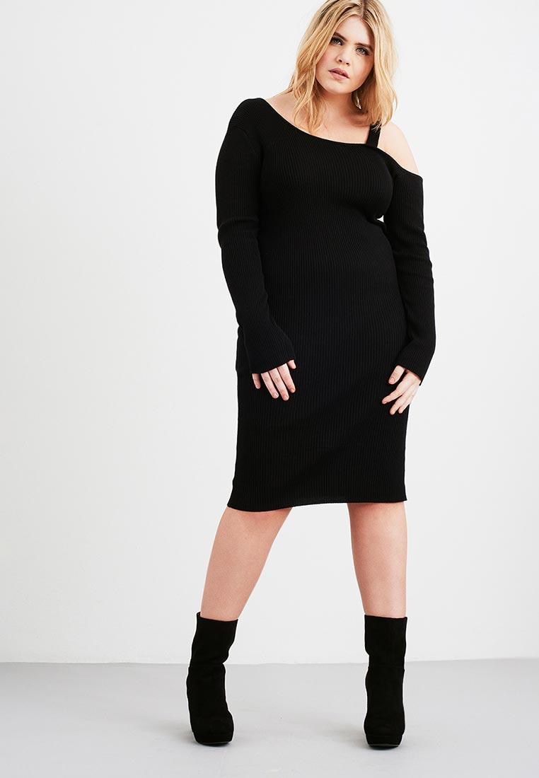 Повседневное платье Lost Ink Plus 603119050250001