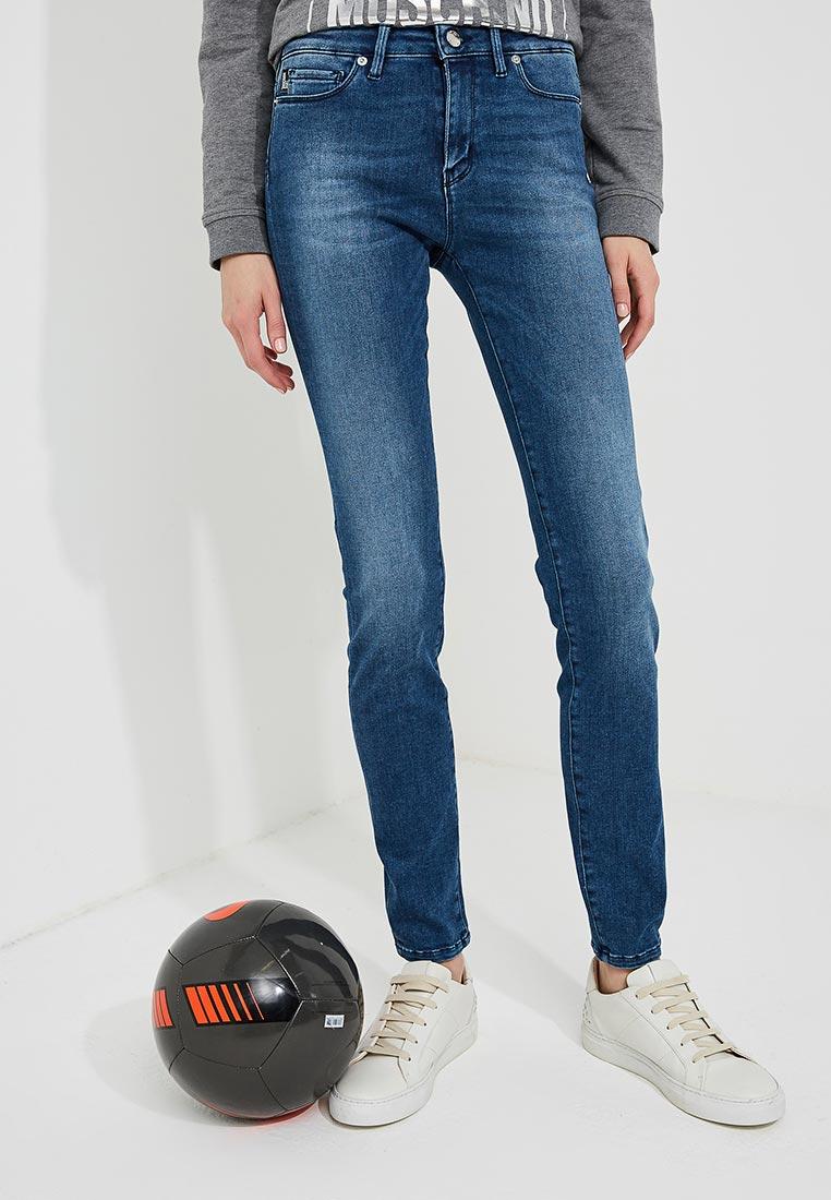 Зауженные джинсы Love Moschino W Q 387 29 S 2827