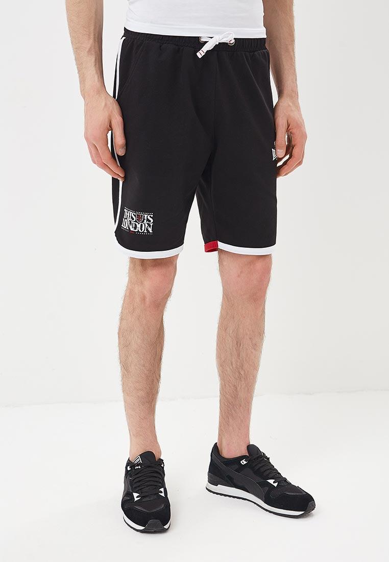 Мужские спортивные шорты Lonsdale MSH010