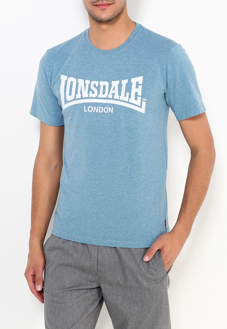 Футболка Lonsdale (Лонсдейл) MTS035