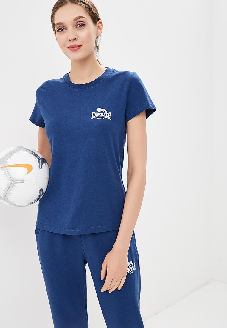 Спортивная футболка Lonsdale (Лонсдейл) WTS02