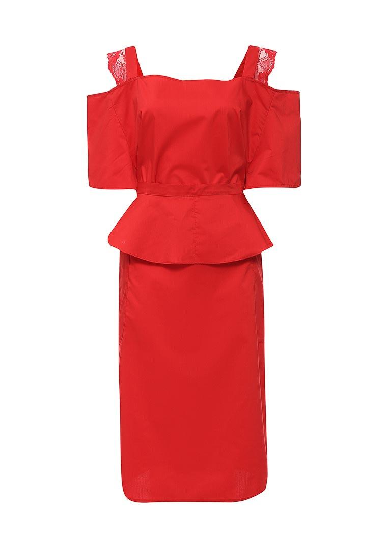 Платье-миди Love & Light plispz17009k