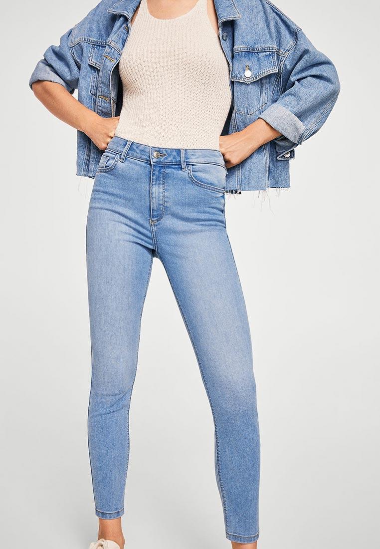 Зауженные джинсы Mango (Манго) 33000478