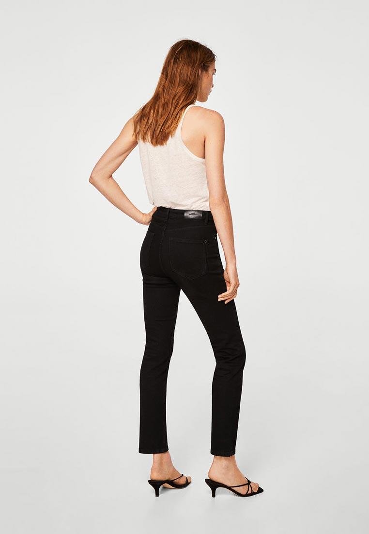Зауженные джинсы Mango (Манго) 33023696: изображение 4