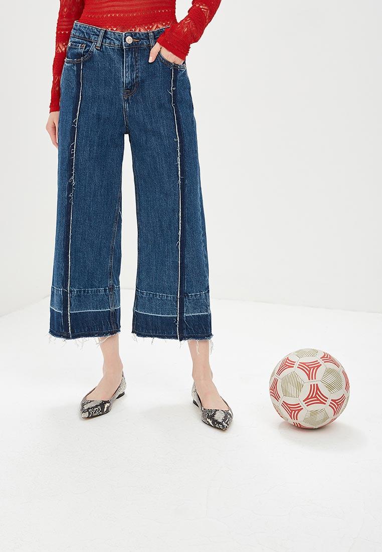 Широкие и расклешенные джинсы Mango (Манго) 33000613
