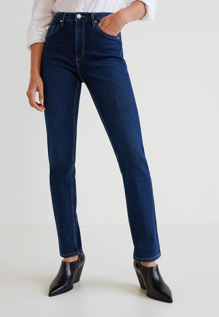 Зауженные джинсы Mango (Манго) 33073644