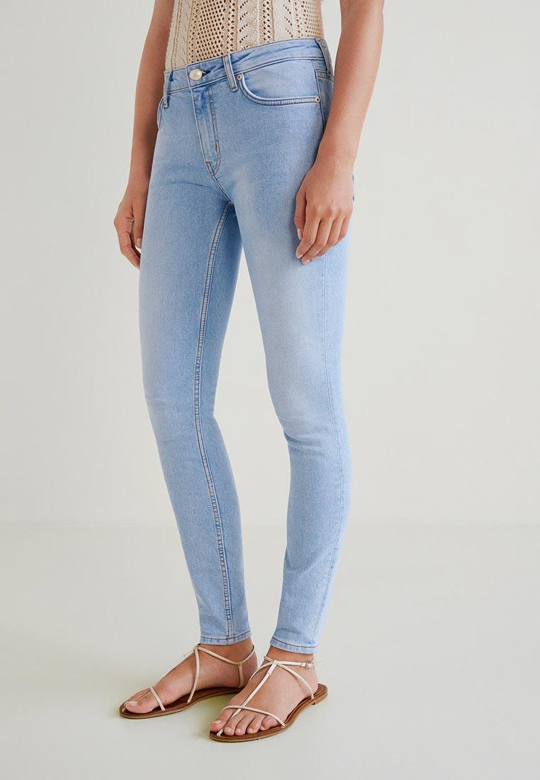 Зауженные джинсы Mango (Манго) 33000681: изображение 3